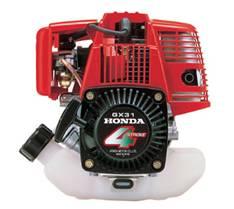 Solenoid Actuated Valve Control for Honda GX 31 Engine